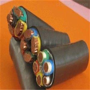 YJV22-0.61kv3×4钢带铠装电缆