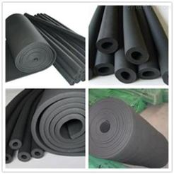2000mm*10mm保温保冷隔热黑色橡塑板