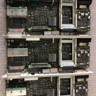 西门子数控611D轴卡控制板坏十年修复专家