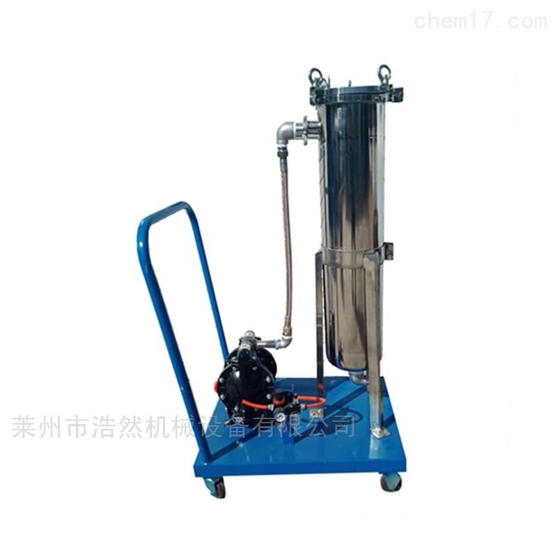 防水涂料过滤机