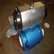 Q641TC气动耐磨陶瓷球阀