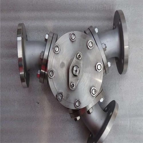 气动Y型三通球阀Q642F/H