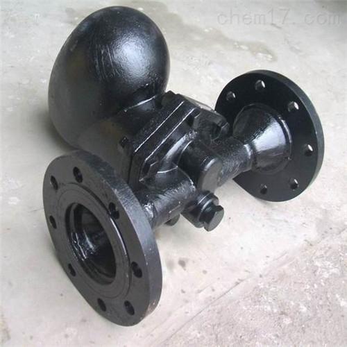 杠杆浮球式蒸汽疏水阀FT14