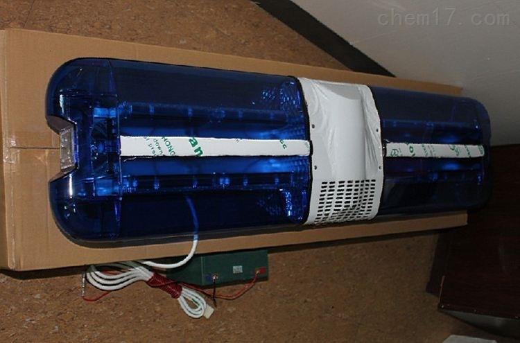 救护车长排警灯蓝色LED警灯警报器
