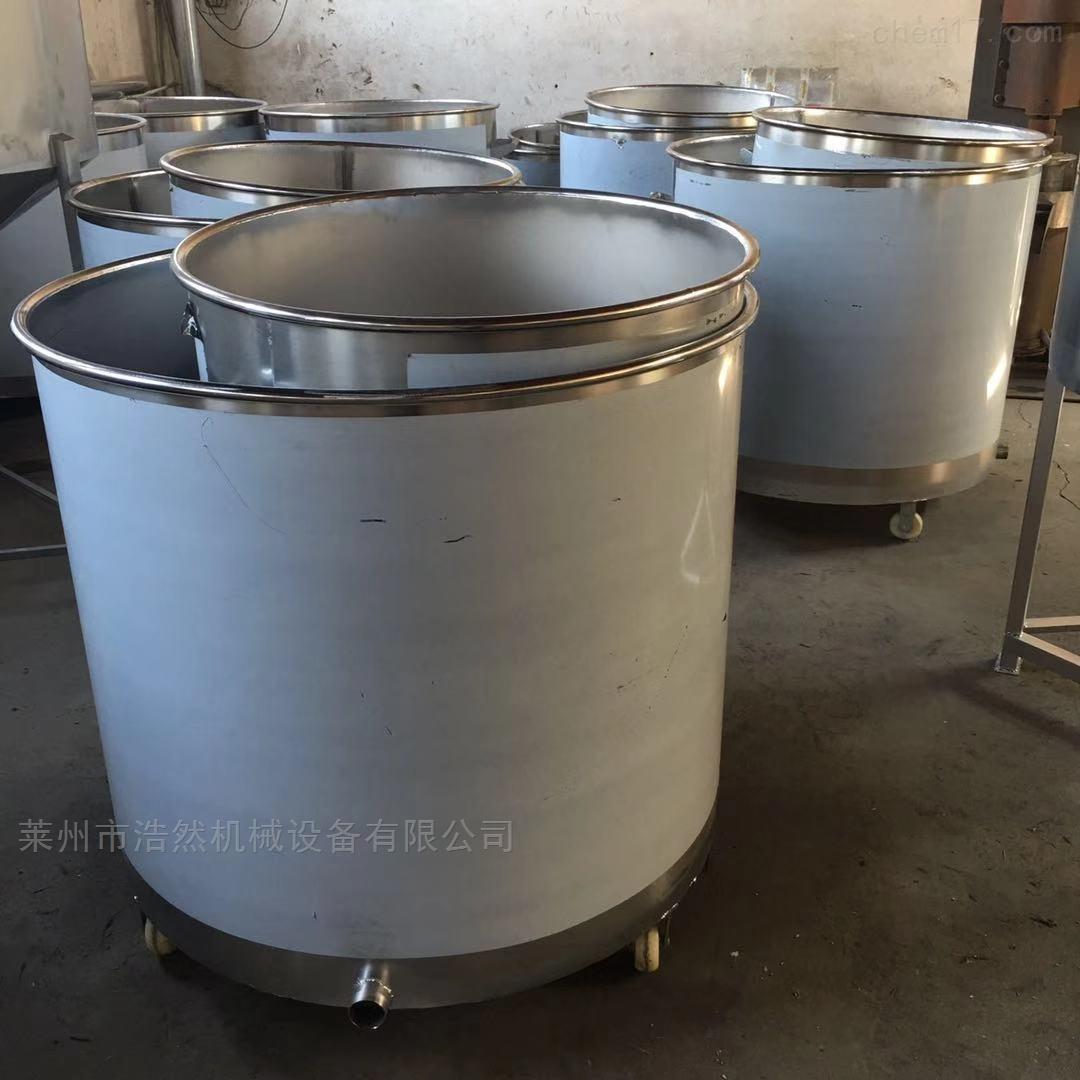 304不锈钢拉缸 涂料油漆搅拌机罐