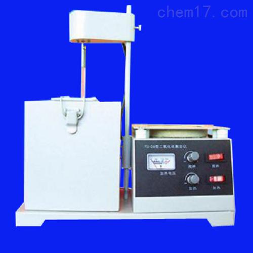 水泥二氧化硅含量测定仪