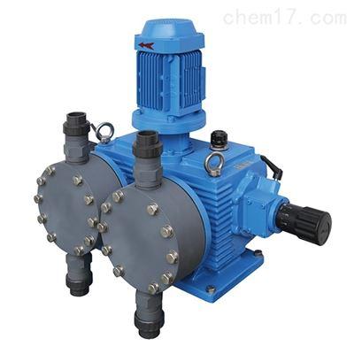 德帕姆双泵头精密计量泵2DPMFXAA