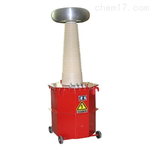 充气式试验变压器YDQ