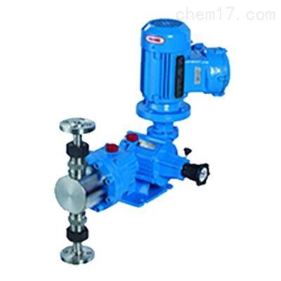 德帕姆柱塞式计量泵 DPWA