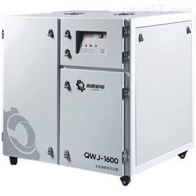 QWJ-1600曲晨QWJ系列 大排量低噪音全无油静音空压机