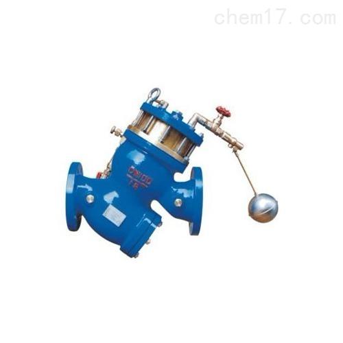 过滤活塞式遥控浮球阀YQ98003