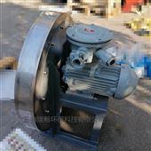 LC高温燃烧炉热风循环防爆不锈钢鼓风机