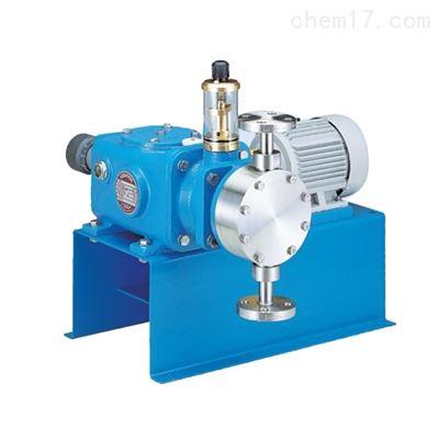 韩国千世液压隔膜计量泵KH系列