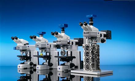 蔡司正立金相显微镜