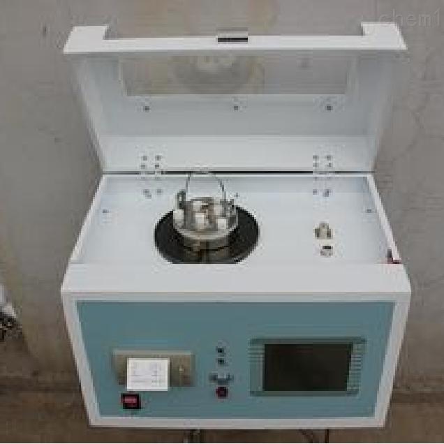 绝缘油耐压介质测试仪
