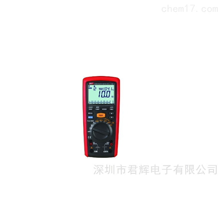 UT505 手持式绝缘电阻测试仪
