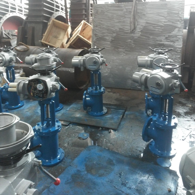 电动角式排泥阀专业生产