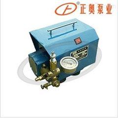 正奥泵业DY-200/3型单相电动便携式试压泵