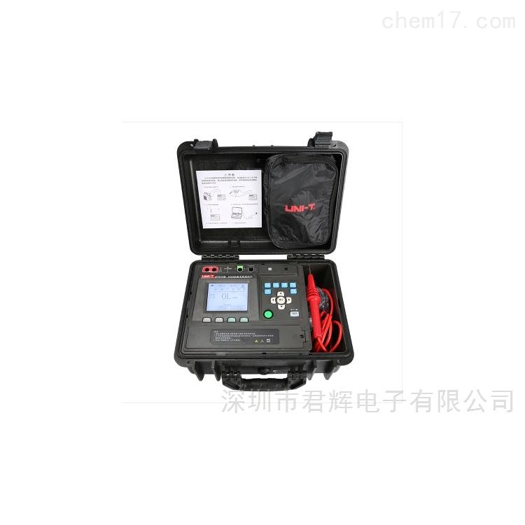 UT516B12KV高压绝缘电阻测试仪