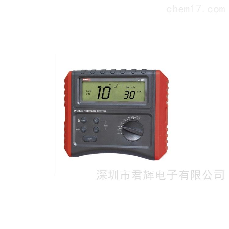 UT586 漏电保护开关测试仪