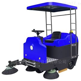 新农村用电动驾驶式扫地车