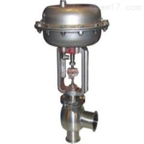 气动卫生级调节阀ZTRS