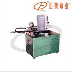 正奥泵业3DSY-340/6.0型单相电动测试压水泵