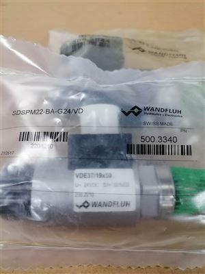 原装万福乐插装电磁阀SDSPM22-BA-R230