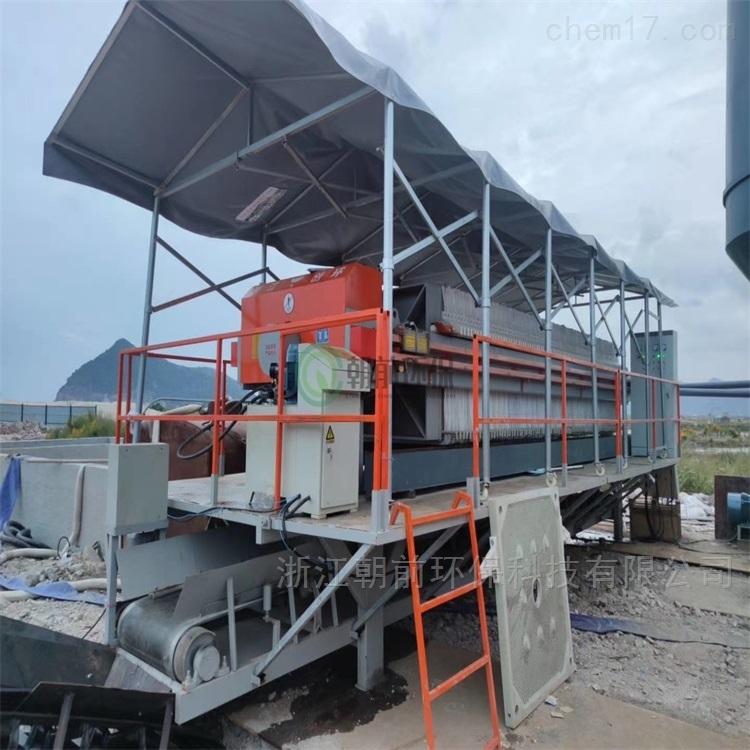 上海市区建筑工程打桩废弃泥浆脱水处理设备