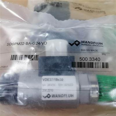 万福乐插装电磁换向阀SDSPM22