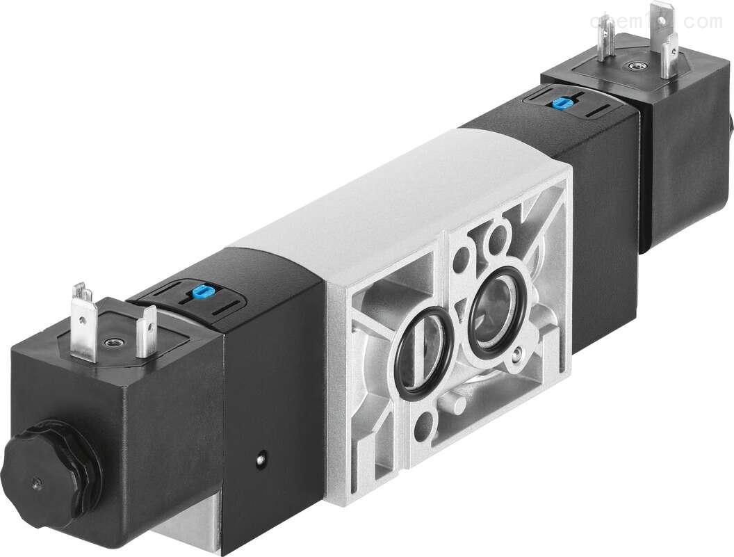 Festo电磁阀 带中心插头 成组式安装