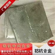 重庆铝钪合金厂家