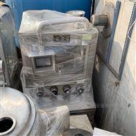 二手上海天和37型旋转压片机