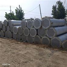 回收不锈钢螺旋管冷凝器 专业拆除