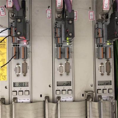 当天修好西门子611U伺服控制器工作就报E-A510