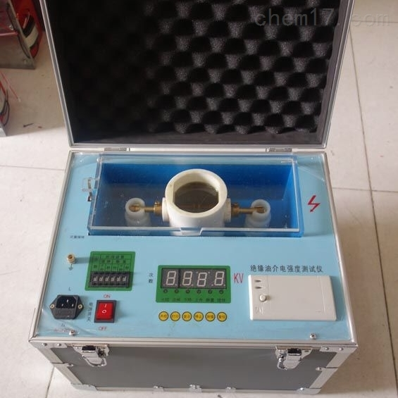 上海绝缘油耐压测试仪特点
