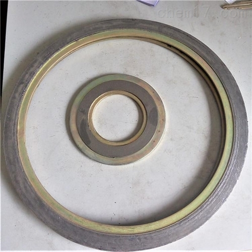DN150耐高压异形金属缠绕垫片厂家定做