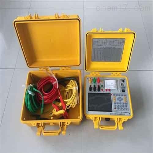 质量保证变压器容量特性测试仪