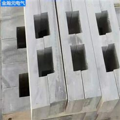 电炉铜管固定绝缘夹具