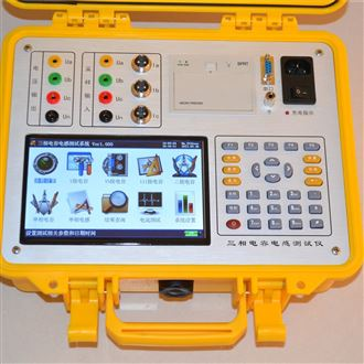 HS-500E三相电容电感测试仪