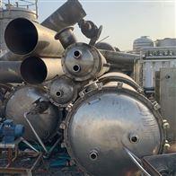 二手25吨神农四效降膜式蒸发器 蒸发浓缩