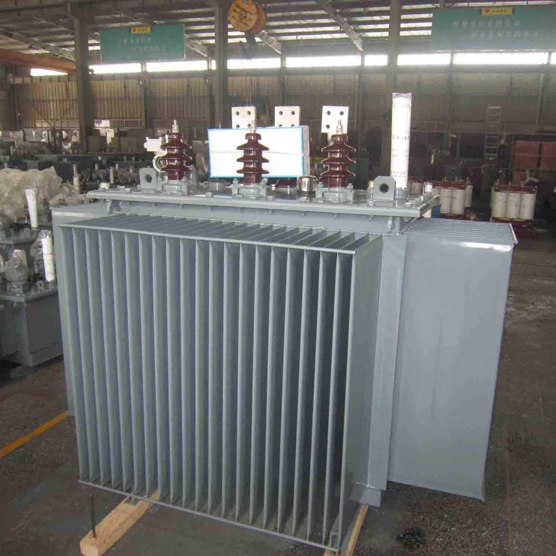 成都S11-M-630KVA三相油浸式变压器10/0.4KV
