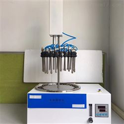 BA-DCY24Y氮吹仪气配室接口在哪里