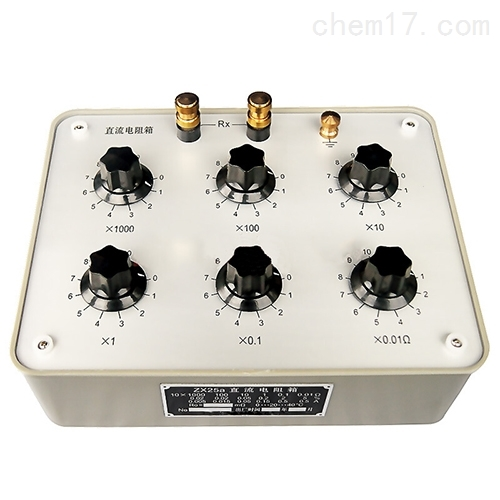ZX25A型开关式直流标准电阻箱