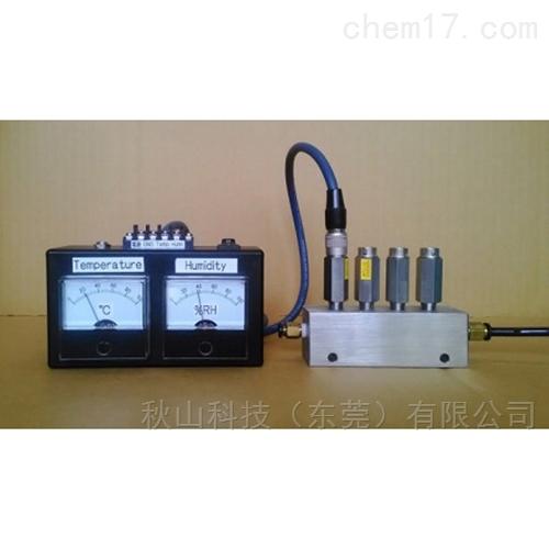 日本yabegawa气体温湿度传感器HRTU-100