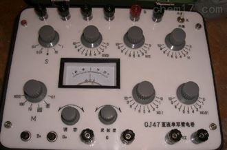 QJ47直流单双臂电桥