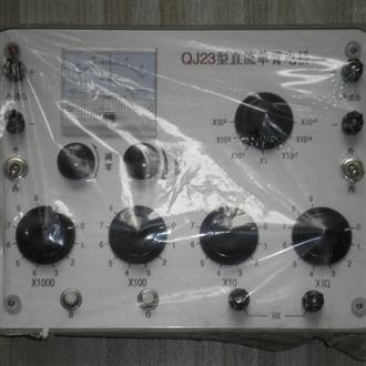 QJ23直流单臂电桥