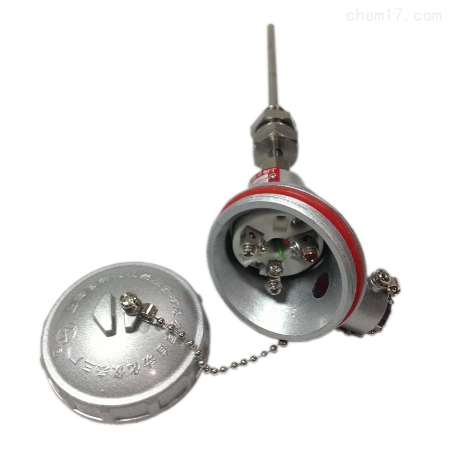 WZPK铠装铂电阻