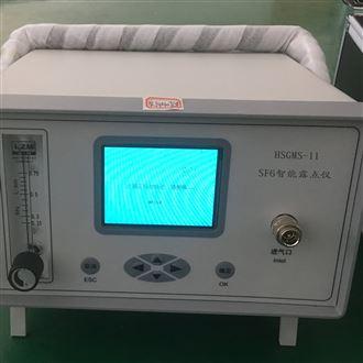 HSGMS-II SF6智能型露点仪