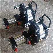 STA40气动气体增压泵  GBS-STA40氮气增压机
